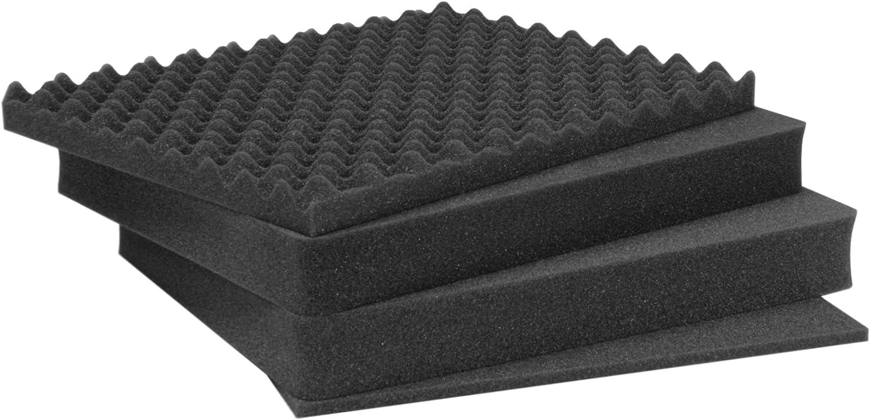 Foam Inserts for 945 Nanuk Case 3 Part