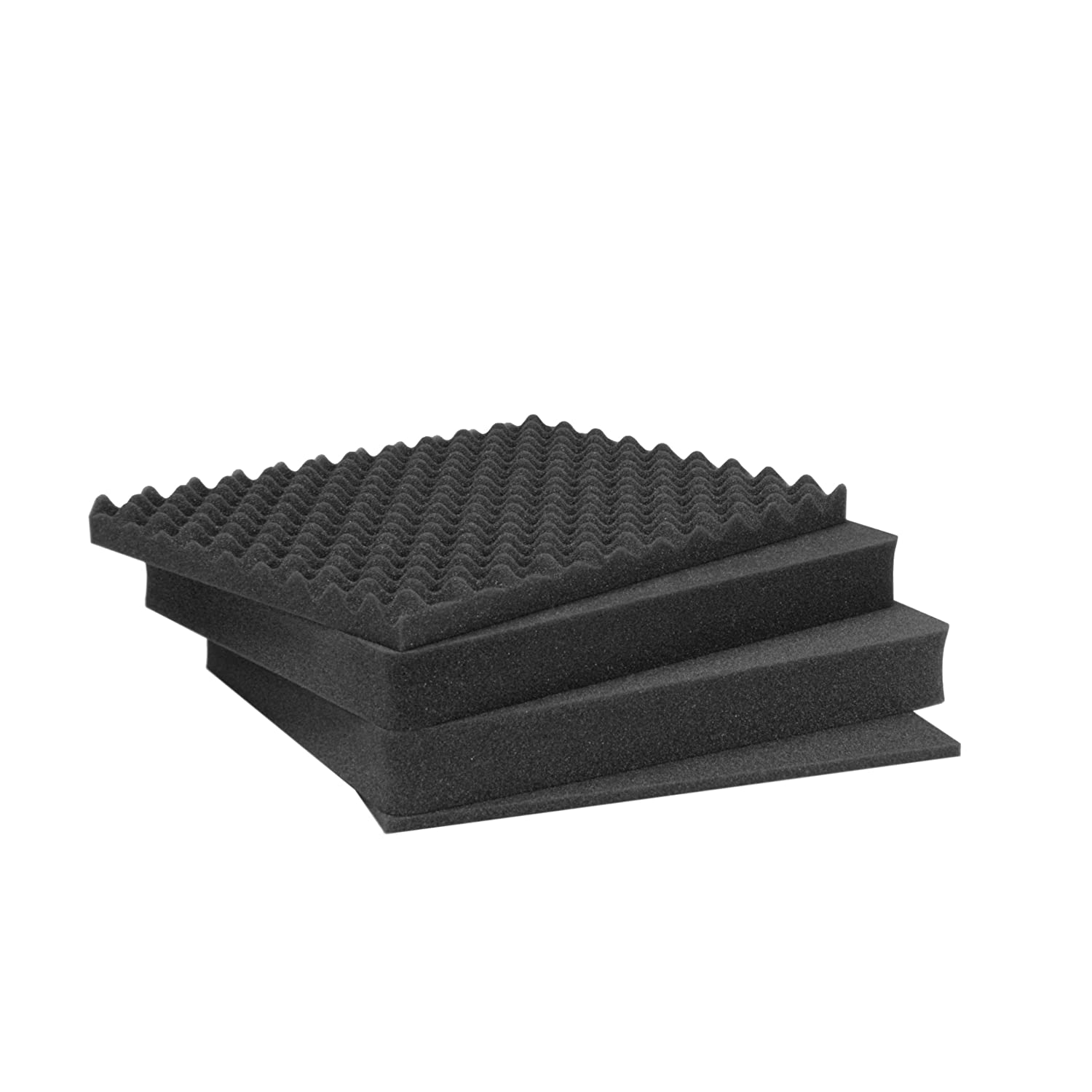 Foam inserts (3 part) for 945 Nanuk Case Plasticase Inc 945-FOAM