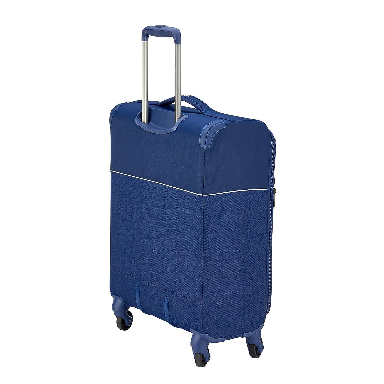 Blu Bleu 55 cm 40 liters DELSEY PARIS Brochant Valigia