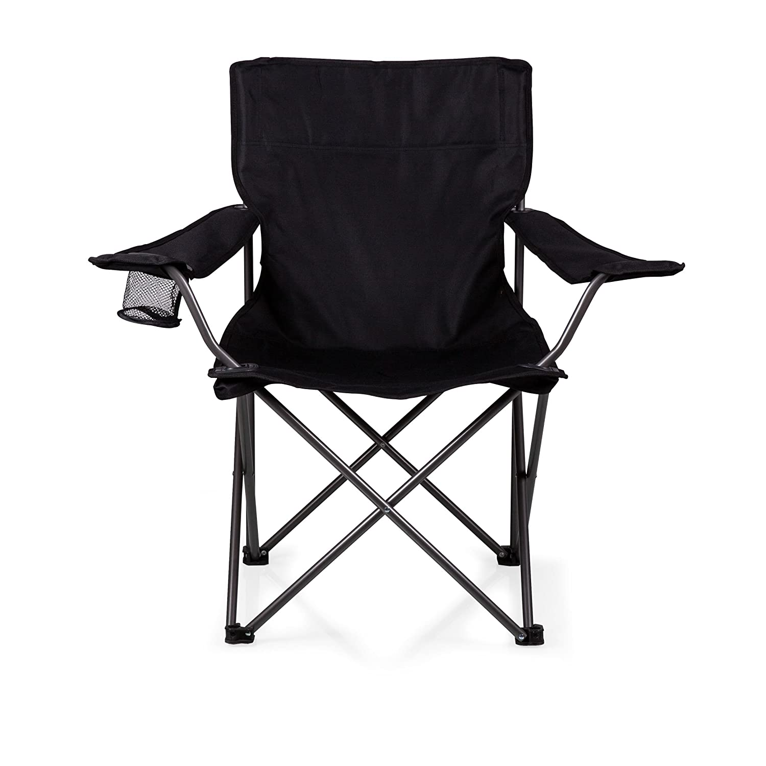 Amazon Picnic Time PTZ Portable Folding Camp Chair Black
