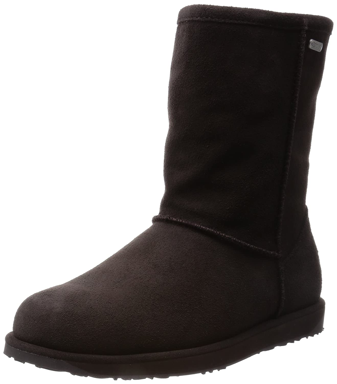 EMU Australia Paterson Lo Womens Waterproof Sheepskin Boots B00FMSN5XE 10 B(M) US|Chocolate