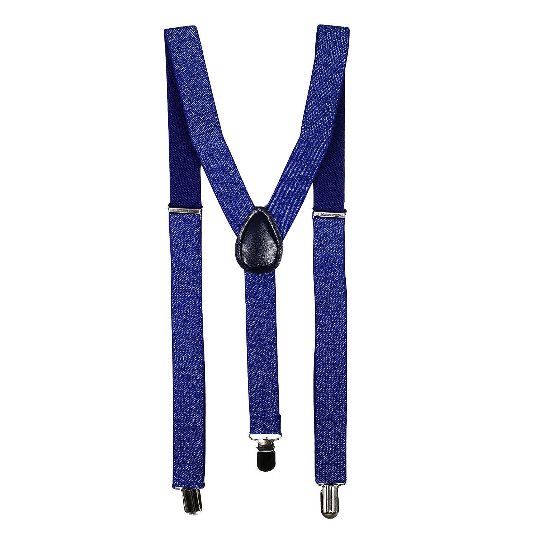 Various Designs 2.5cm /& 3.5cm Unisex Fully Adjustable Braces//Suspenders