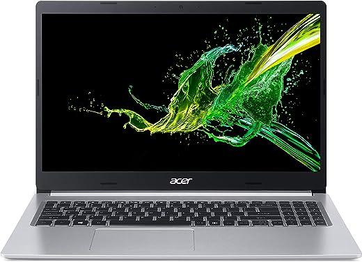 Acer Aspire 5 A515-44 15.6 inch Laptop – (AMD Ryzen 7 4700U, 8GB RAM, 512GB SSD, Full HD Display, Windows 10, Silver)