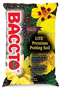 Michigan Peat 1460 Baccto Lite Premium Potting Soil