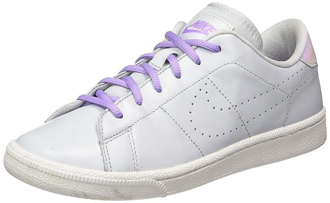 Nike 859520-002, Chaussures de Sport Femme, Gris (Pure Platinum/Urban Lilac-White), 38.5 EU