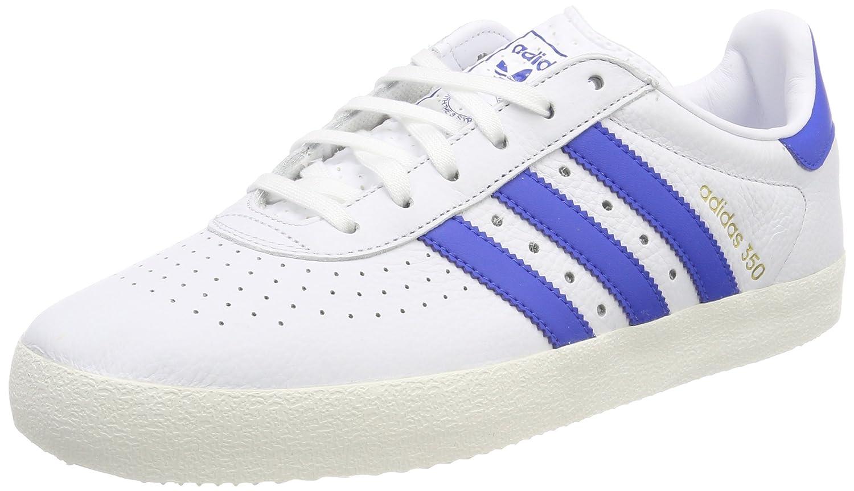 Weiß (Ftwbla   Blau   Casbla 000) adidas Herren 350 Turnschuhe