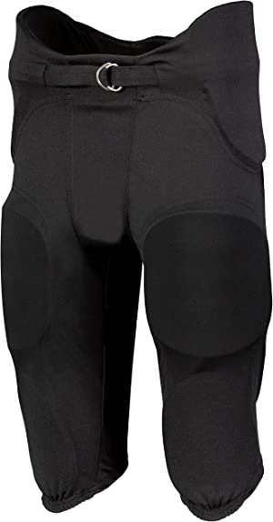 Russell Athletic Adult 7 Piece Pad Integrated Football Pant