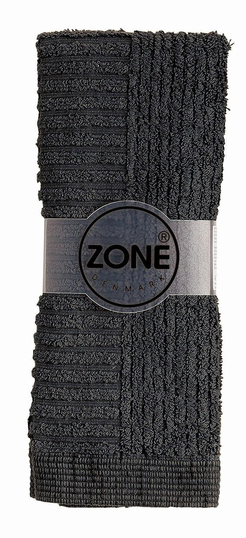 Asciugamano ospite nero Zone Denmark