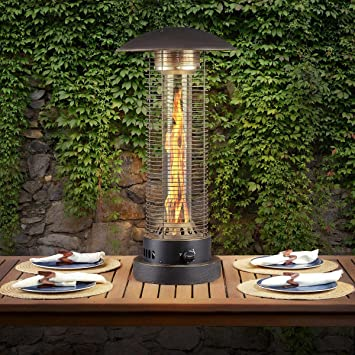 Superieur Handy, Convenient Reliable Easy Clean Durable CSA Certified Adjustable  Flame Size Northwoods Tabletop Heater With