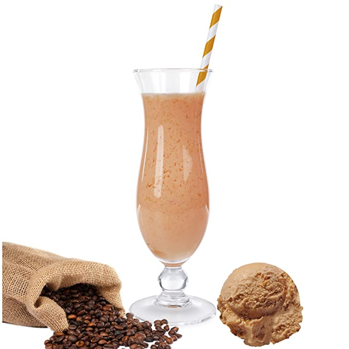 Café helado en polvo aroma batido Gino Gelati para batidos Selbermachen (1 kg)