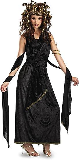 Medusa Costume Adult Halloween Fancy Dress