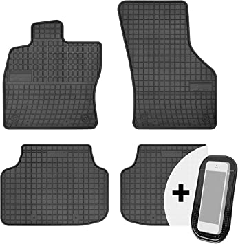 Gummimatten Auto Fußmatten Gummi Automatten Passgenau 4 Teilig Set Passend Für Skoda Octavia 3 Ab 2012 Auto