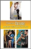 Harlequin Desire August 2020 - Box 2 of 2