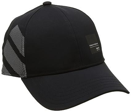 4ced0aa2 adidas Classic EQT Gorra de Tenis, Hombre, (Negro/Blanco), Talla Única:  Amazon.es: Ropa y accesorios
