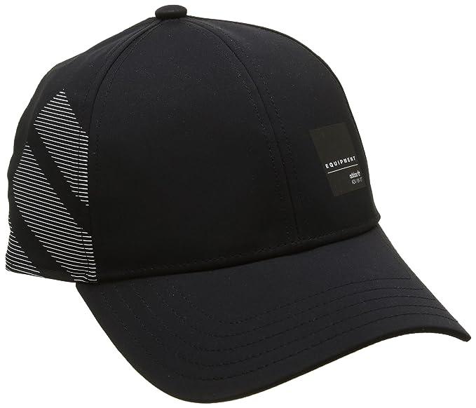 adidas Classic EQT Gorra de Tenis, Hombre, (Negro/Blanco), Talla