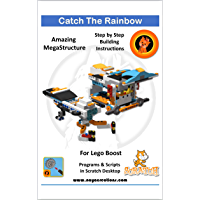 Catch The Rainbow: Model and project for Lego Boost (Naya Creations) (English Edition)