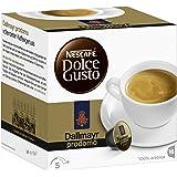 Nescafé Dolce Gusto Capsules de Café, Dallmayr prodomo, Lot de 3(48capsules) 335g