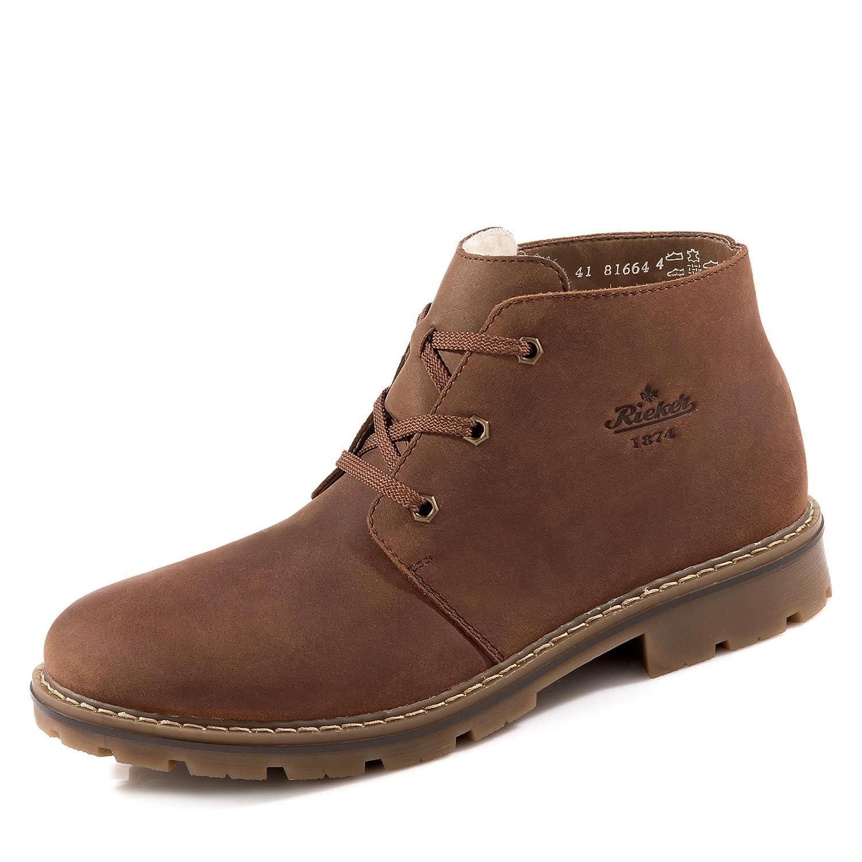 Rieker Herren 34012 Klassische Stiefel: : Schuhe