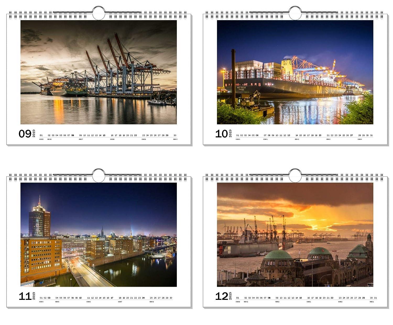 ArtboxONE Kalender 2019 Hamburg, Meine Meine Meine Perle  Wandkalender A2 Städte Hamburg B07H93XKLG      Um Sowohl Die Qualität Der Zähigkeit Und Härte  065a6c
