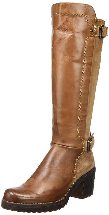 Cervia, Womens Classic Lined Mid-Calf Boots Manas