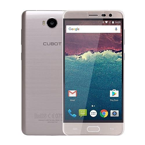 Cubot CHEETAH 2 5.5-Inch SIM-Free Smartphone - Gold