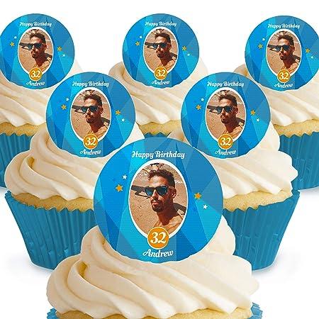 Cakeshop - Decoración comestible para tarta de cumpleaños ...