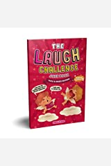 The Laugh Challenge Joke Book: Hugs and Kisses Edition: A Fun and Interactive Joke Book for Boys and Girls: Valentine's Day Gift Idea for Kids Kindle Edition