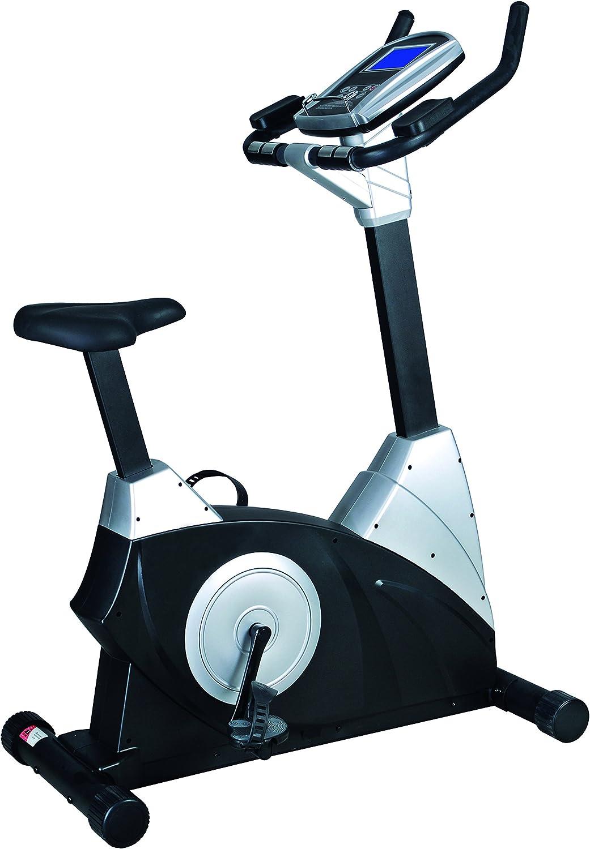 Grupo Contact Bicicleta estática Profesional Auto generada.: Amazon.es: Deportes y aire libre