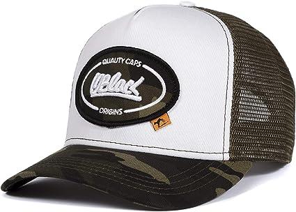 Oblack Gorra Trucker Origins New Camo Beisbol Militar Ajustable ...