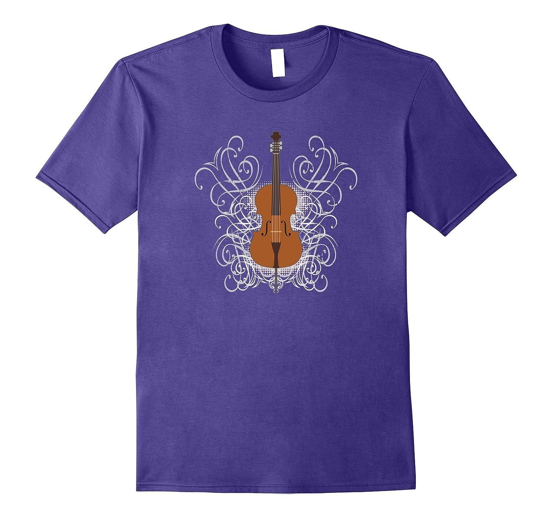 Cellist Music Gift Cello Player Apparel-FL