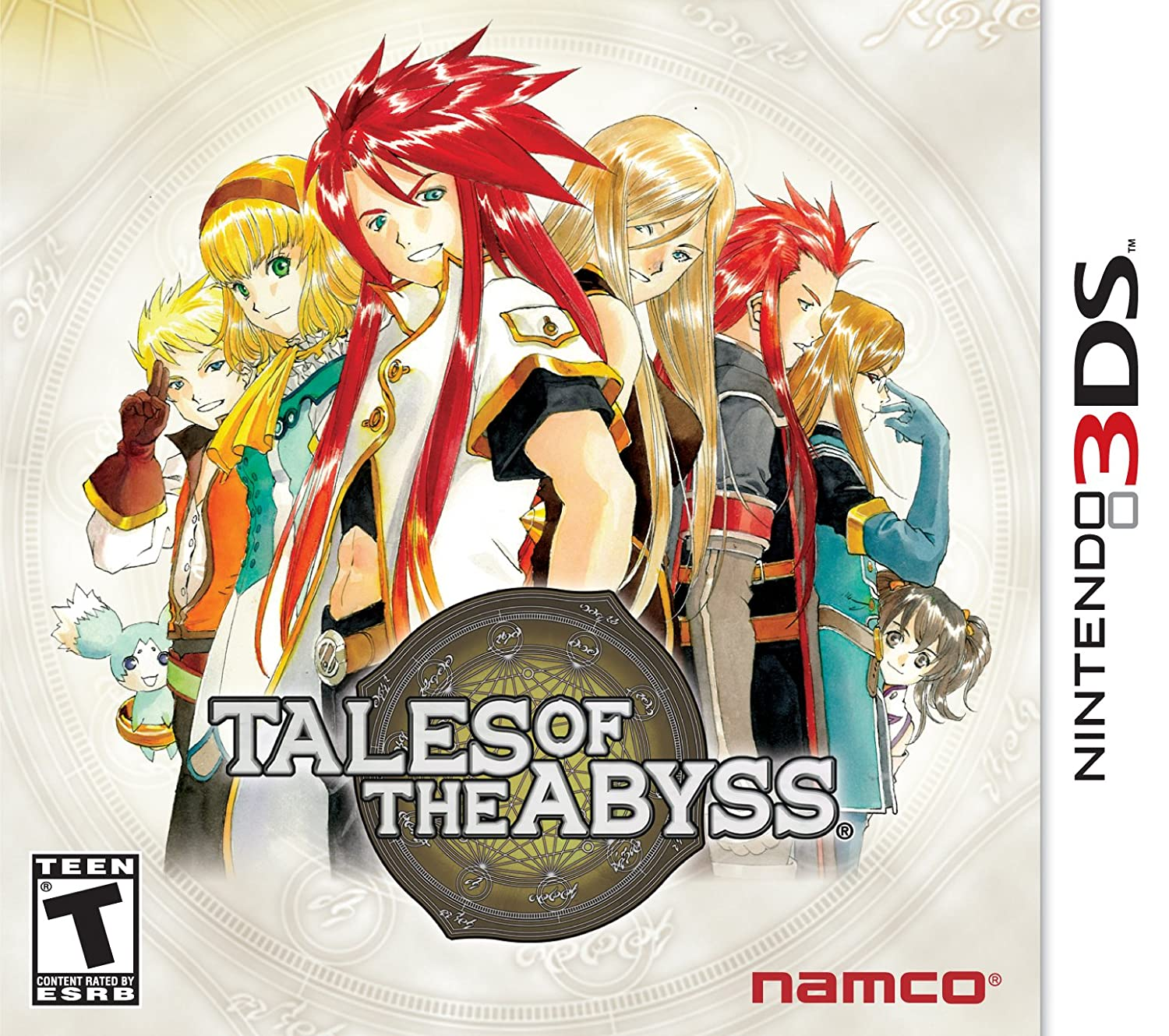 Tales of the Abyss - Nintendo 3DS