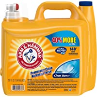 Deals on Arm & Hammer Liquid Laundry Detergent Clean Burst 210 Fl Oz