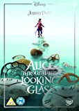 Alice Through The Looking Glass [DVD]  (Limited Edition Artwork Sleeve)
