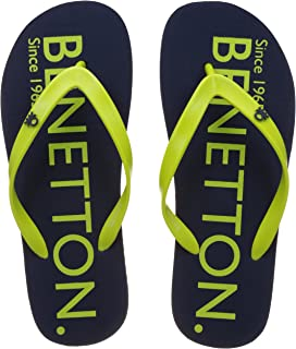 2e9e94001 United Colors of Benetton Men s Core SS 15 Flip-Flops and House Slippers
