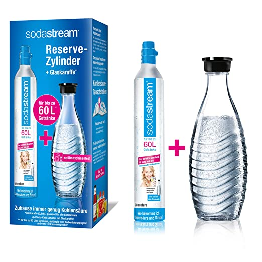 Sodastream 1100065490 Carbonator Supplies Amazon Co Uk Electronics