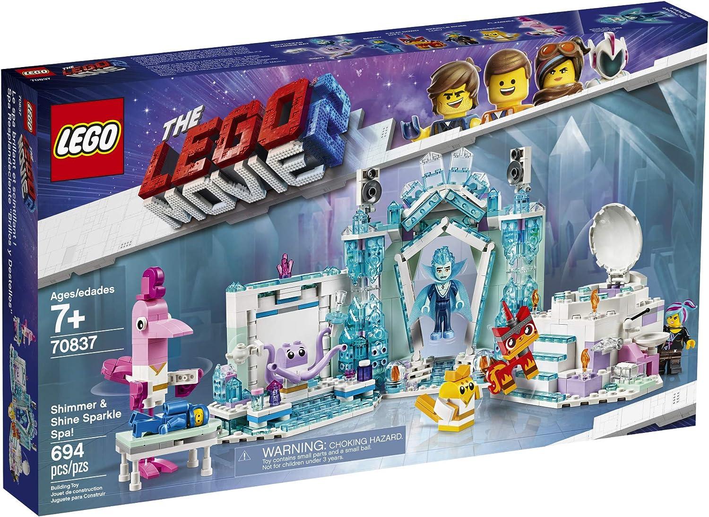 LEGO® Lego Movie 2 Sweet Mayhem/'s Systar Starship 70830 Free Shipping NIB