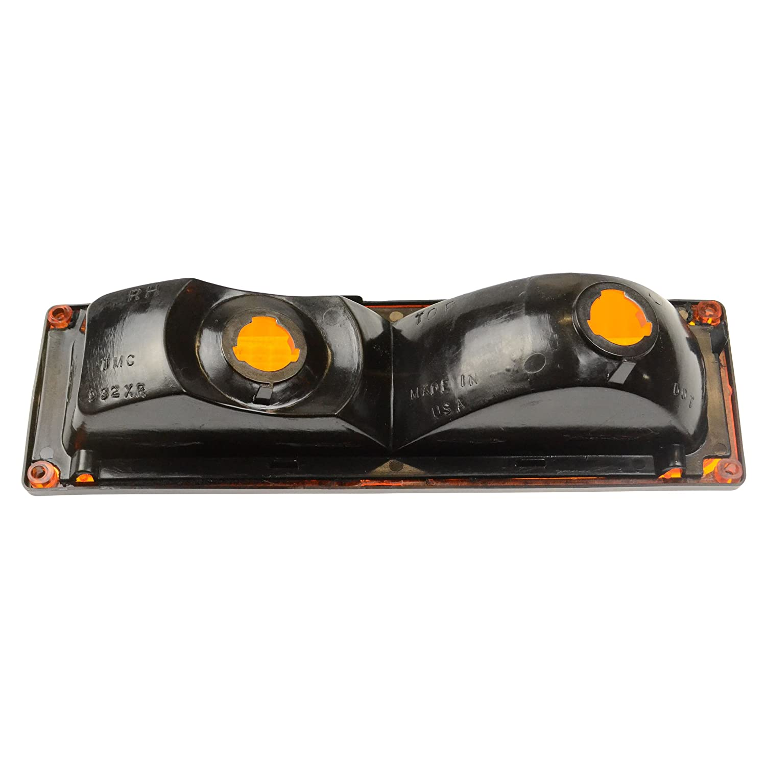 Amber Triplex 932A Park and Turn Light Assembly