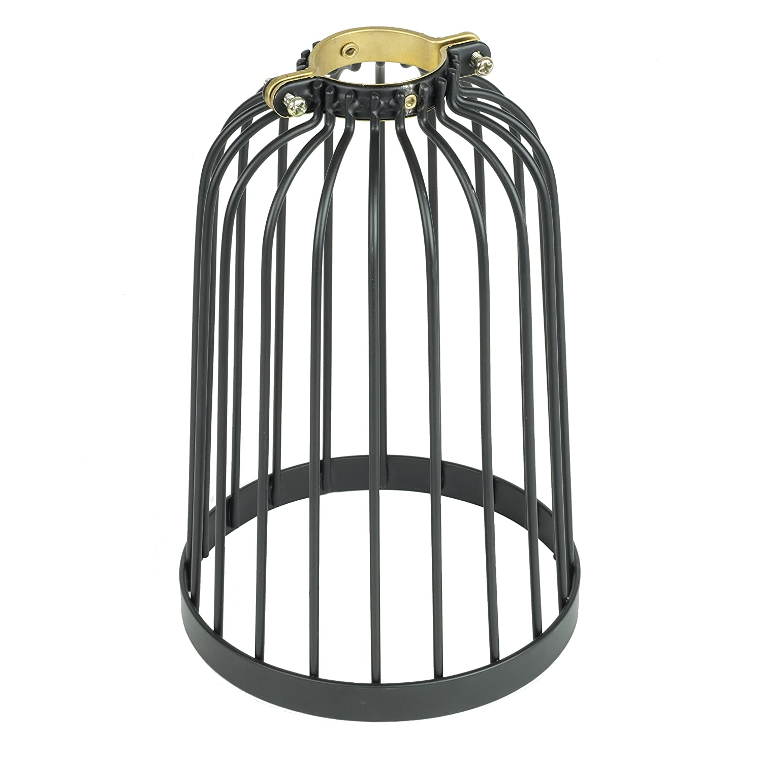 Hanging Lamp Design: Industrial Vintage Bird Cage Design Style Hanging Pendant