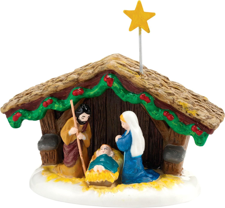 Department 56 Snow Village Nativity Accessory Figurine, 1.57 inch