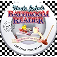 Uncle John's Bathroom Reader 2014 Calendar