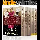 Grace & Mercy Find Peace On The Prairie Boxset and Bonus Books