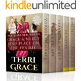 Grace & Mercy Find Peace On The Prairie Boxset and Bonus Books
