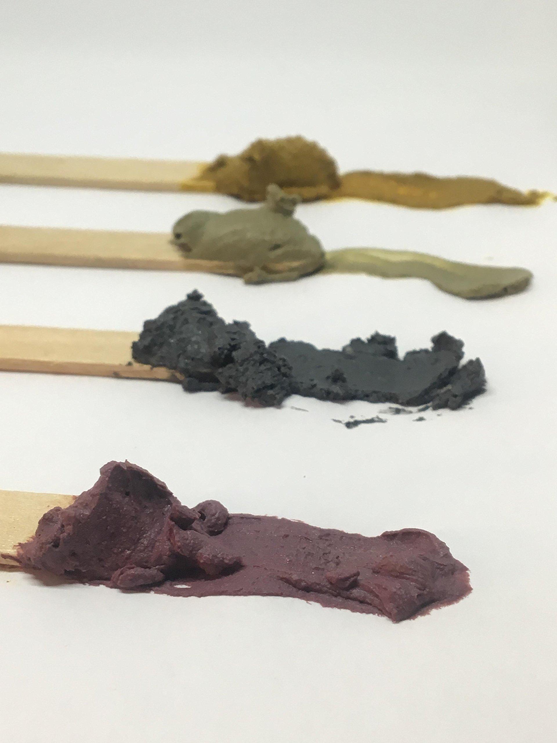Clay Facial Mask (Volcanic Ash)