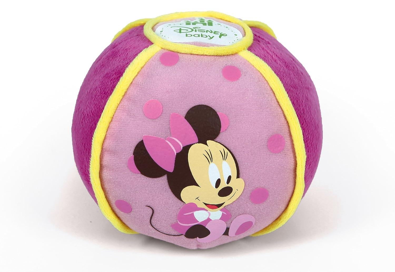 Clementoni Disney - Pelota Electrónica Minnie Blanda: Amazon.es ...