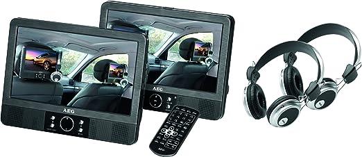 AEG DVD4556 Reproductor DVD dual coche