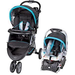 Baby Trend Ez Ride5 Travel System, Circle Stich (TS40955)