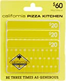 California Pizza Kitchen Gift Cards, Multipack of 3