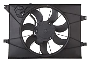 Spectra Premium CF16040 Engine Cooling Fan Assembly
