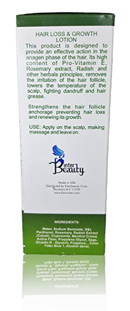Amazon.com : Kleravitex Anti-Hair Loss Dropper - Natural Hair Growth Serum For Thinning Hair, Baldness & Dandruff - Nourishing Hair Scalp Treatment Lotion ...