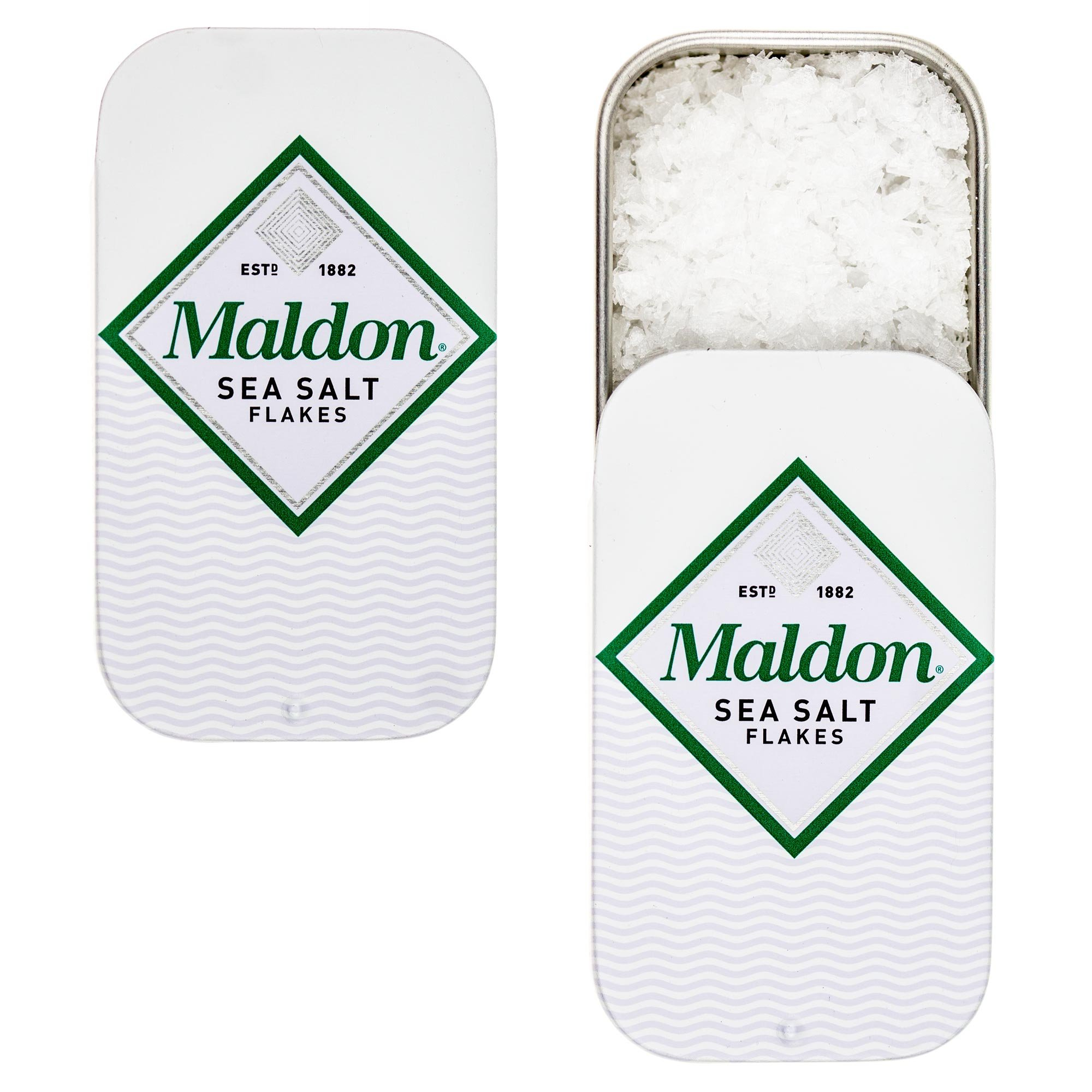 Maldon Sea Salt Flakes Pinch Tin (3 Pack)